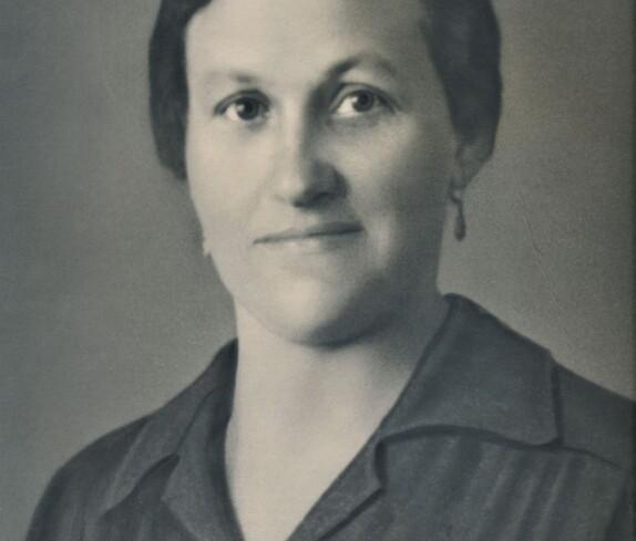 Johanna Schrammel (geb. Garber) *1906/+1973