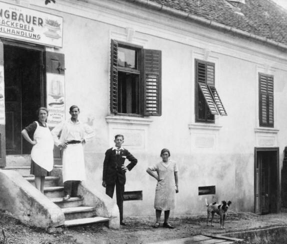 Bäckerei Ringbauer (Steinamangererstraße 51)